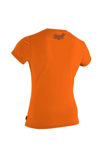 O'Neill Wetsuits O'Neill Wetsuits Girls Skins Rash Tee S/S