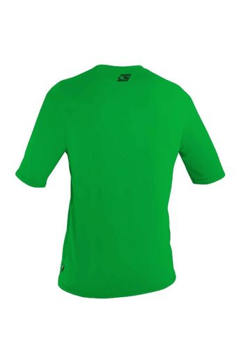 O'Neill Wetsuits O'Neill Wetsuits Youth Skins Rash Tee S/S Green