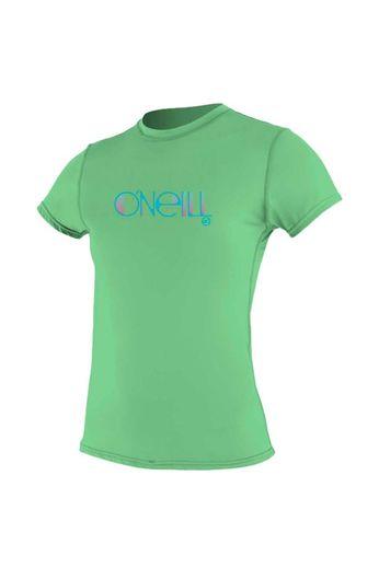 O'Neill Wetsuits O'Neill Wetsuits Womens Rash Tee S/S Mint