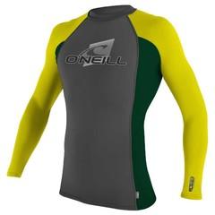 O'Neill Wetsuits L/S Crew Rash Vest Combat