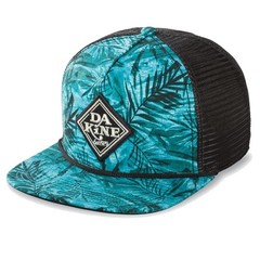 Dakine Classic Diamond Trucker Cap Painted Palm