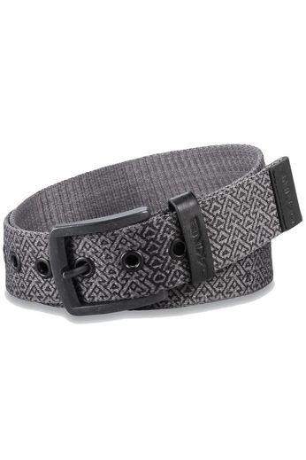 Dakine Deckard Belt Stacked Black