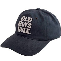 Old Guys Rule Stacked Cap