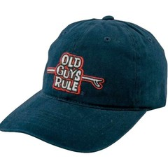 Old Guys Rule Lb Logo II Cap Midnight