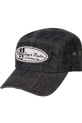 Old Guys Rule Oval 5 Panel Cap