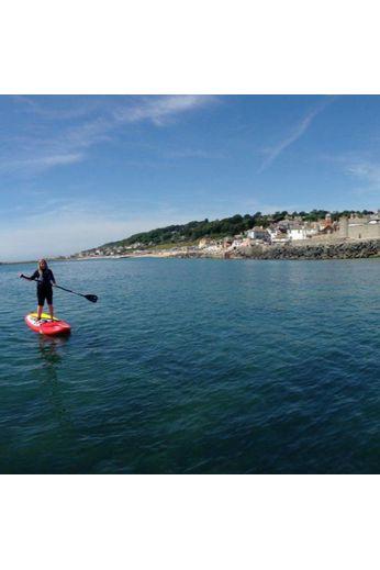 Boylo's SUP 1 Hour Lesson Lyme Regis