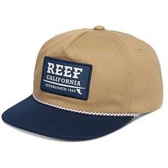 Reef Reef Crew Cap Khaki
