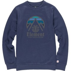 Element Tri Tip Crew Jumper Eclipse Navy