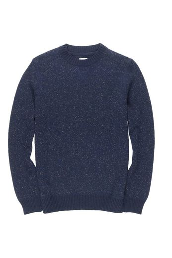 Element Kayden Jumper Eclipse Navy