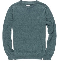 Element Crew Jumper Mallard Green