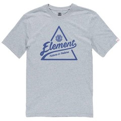 Element Ascent SS T-shirt Charcoal Heather