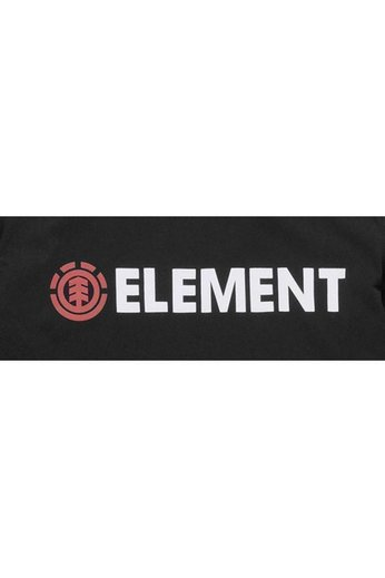 Element Blazin L/S T-Shirt Flint Black