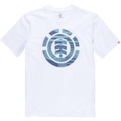 Element Aesthetic SS T-Shirt Optic White