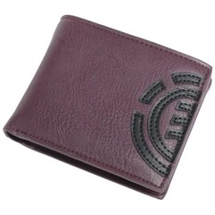 Element Daily Wallet Napa Red