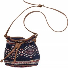 Billabong Go Lucky Handbag Deep Sea Blue