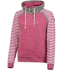 Protest Aniak Hoody Beet Red
