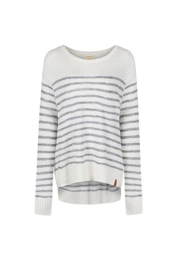 Passenger Graceland Jumper Grey Stripe