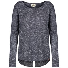 Passenger The Dreamer L/S Top Navy Slub