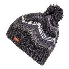 Protest Caine Beanie Hat True Black