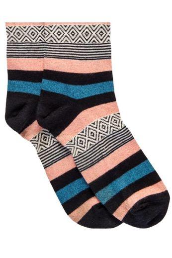 Protest Dito Socks Ground Blue