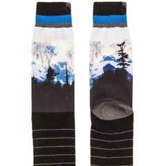 Protest Dogwood Socks True Black