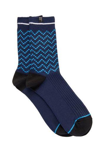 Protest Chronic Socks Ground Blue