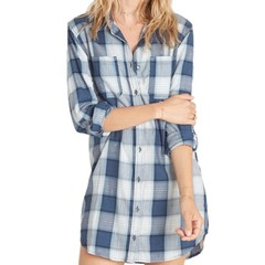 Billabong Winters Tail Shirt Indigo