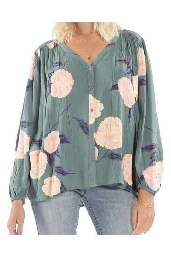 Billabong Blowing Breeze L/S Top Sugar Pine