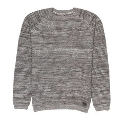 Billabong Broke Sweater Jumper Mid Grey Heather