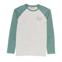Billabong Die Cut L/S T-Shirt Grey Heather
