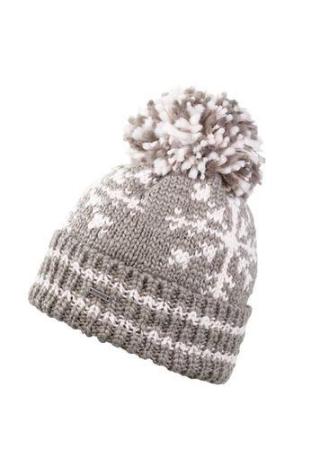Dakine Freya Bobble Beanie Hat Charcoal