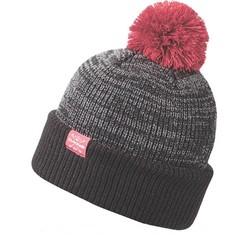 Dakine Elmo Bobble Beanie Hat Black Mix