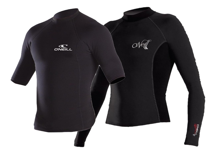 O'Neill Men's and Women's Thermo X Rash Vests
