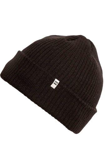 Billabong Arcade Beanie Hat Black