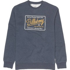 Billabong Baldwin L/S T-Shirt Navy