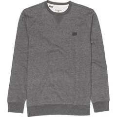 Billabong All Day Crew Dark Grey Heather