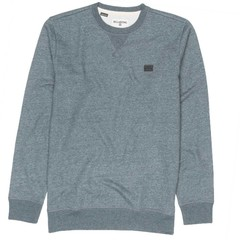Billabong All Day Crew Dark Slate Heather