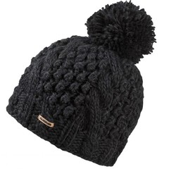 Dakine Mia Bobble Beanie Hat Black