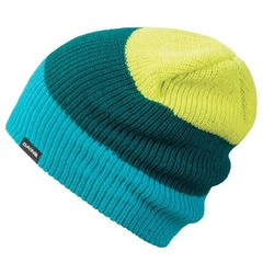 Dakine Lester Beanie Hat Tile Blue / Sulphur