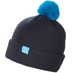 Dakine Elmo Bobble Beanie Hat Navy