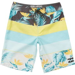 Billabong Paradise OG 18 Boardies Lime