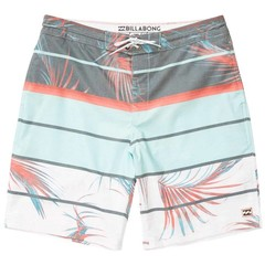 Billabong Spinner Print LT 18 Boardies Red