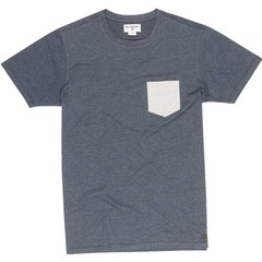 Billabong All Day Pocket SS T-Shirt Dark Slate