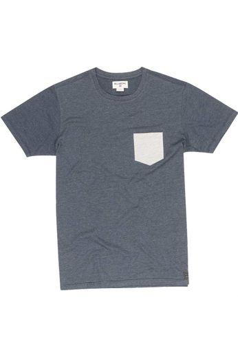 Billabong All Day Pocket SS T-Shirt Dark Slate