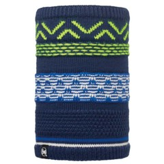 Buff Knitted Polar Buff - Dark Navy / Navy