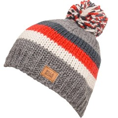 Billabong Mayfield Beanie Hat Dark Grey Heather
