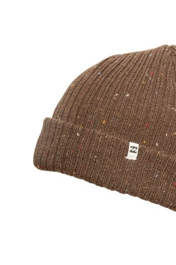 Billabong Arcade Beanie Hat Bark
