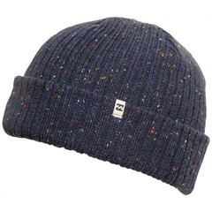 Billabong Arcade Beanie Hat Navy