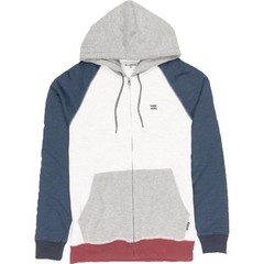 Billabong Balance Zip Hoody Light Grey Heather