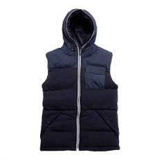 Stockport Gilet Navy